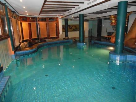 Quot Der Pool Quot Bild Hotel Ling Bao In Br 252 Hl Nordrhein