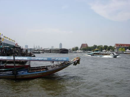 Fluss - Chao Phraya River