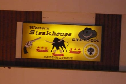 Western Steakhaus Im Cosmos Center - Western Steakhaus