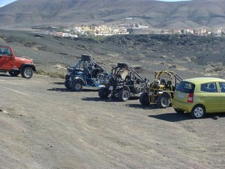 Kurze Verschnaufpause nicht nur für Buggys! - Xtreme Premium-Buggy-Tour
