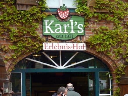 Karls Erlebnishof-Warnsdorf - Karls Erlebnis-Hof