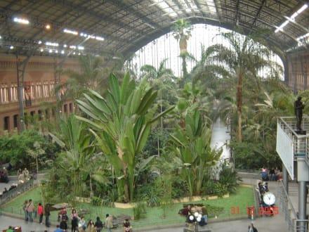 Bahnhof Atocha Madrid - Bahnhof Atocha