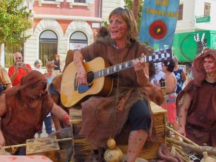 Sonstiges Freizeitbild - Festival Giostra