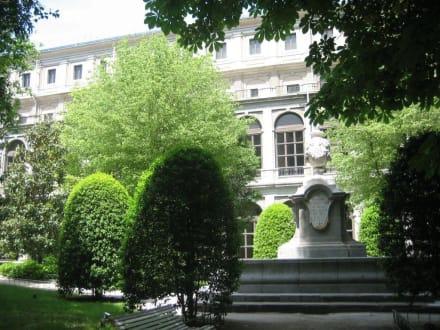 Innenhof des Reina Sofia - Museo Reina Sofia