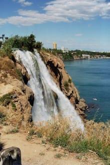 So soll es bleiben - Unterer Düden Wasserfall / Karpuzkaldiran Şelalesi