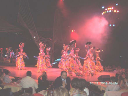 TropicanaShow in Havanna - Tropicana Cabaret