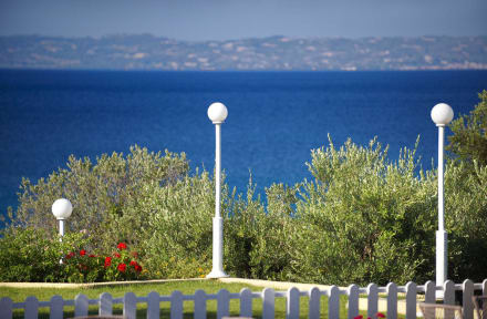 View to the Sea -