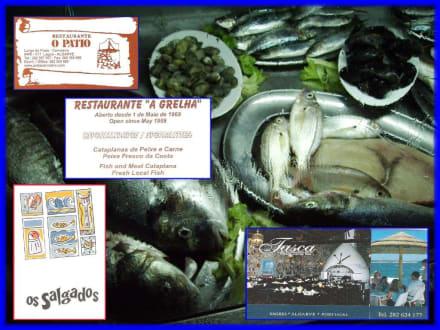 Meeresfrüchte! - Fischrestaurants