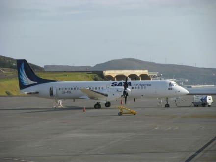 Flugzeug - Flughafen Madeira (FNC)