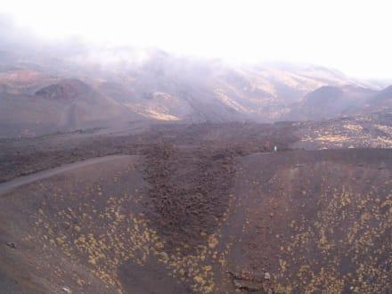 Monte Etna - Vulkan Ätna