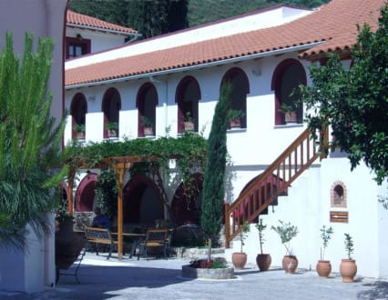 Kloster Megali Panagias - Kloster Megalis Panagias