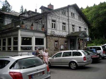 Landgasthof Saalburg - Landgasthof Saalburg