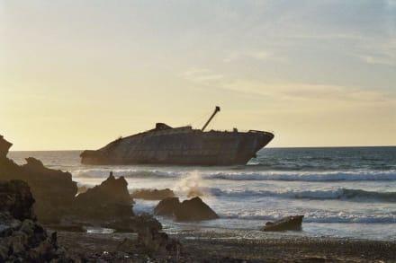 SS American Star - private Touren auf Fuerteventura
