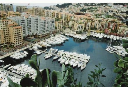 Jachthafen - Yachthafen Monaco