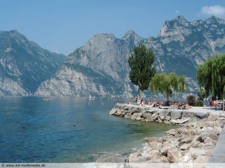 Traumkulisse - Gardasee