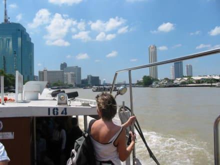 Chao Phraya River, Bangkok - Chao Phraya River