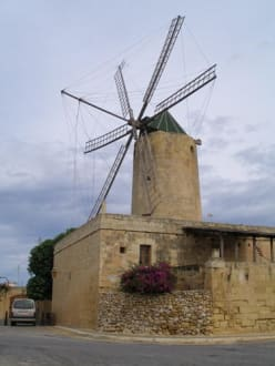 Ta-Kola Windmühle - Ta-Kola Windmühle