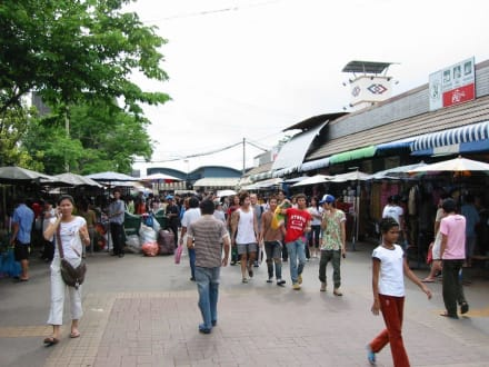 Weekend Market - Chatuchak Weekend Market