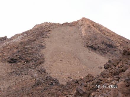 Auf dem Teide - Teide Nationalpark