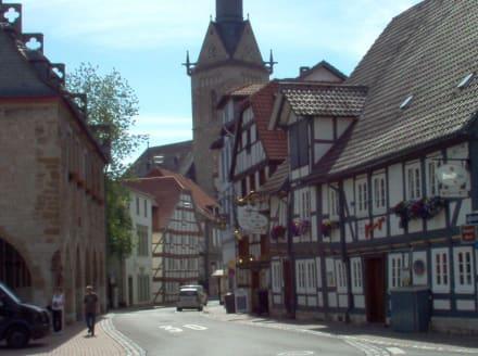 Quotaltstadt von korbachquot bild altstadt korbach in korbach for M beldorf korbach küchen