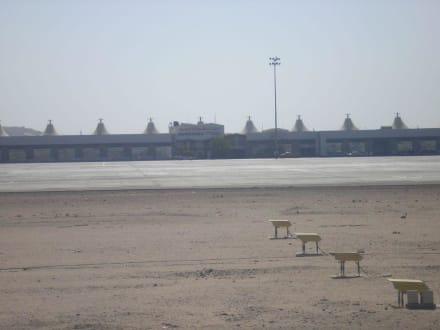 Hurghada Airport - Flughafen Hurghada (HRG)