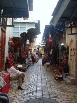 Händler ohne Ende - Medina