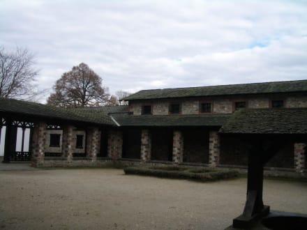 Tolle Anlage am Limes - Römerkastell Saalburg