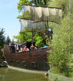 Piratenschiff - Knies Kinderzoo