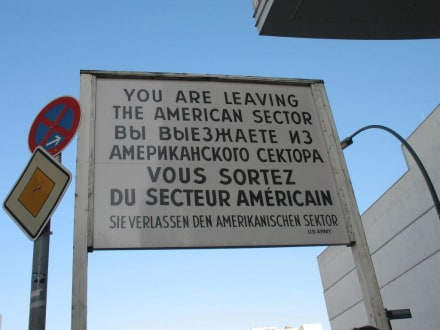 Checkpoint Charlie - Checkpoint Charlie