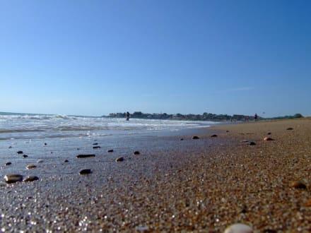 Oststrand von Side - Strand Side
