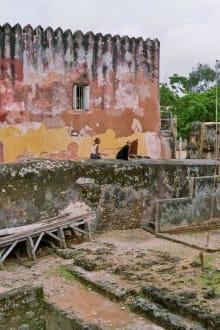 Festungsmauern - Fort Jesus Museum