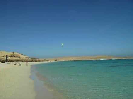 Herrlich dieser Strand! - Giftun / Mahmya Inseln