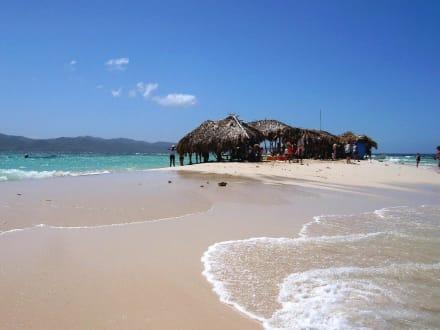Ausflug zur Isla Paraiso - Isla Paraiso