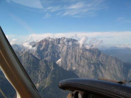 Watzmann-Ostwand - Watzmann-Gebirge