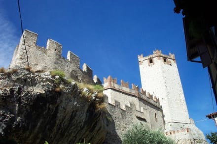 Scalinger Burg Malcesine - Castello di Malcesine