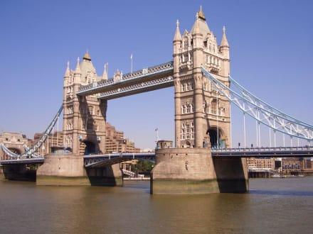 Tower Bridge ganz nah - Tower Bridge