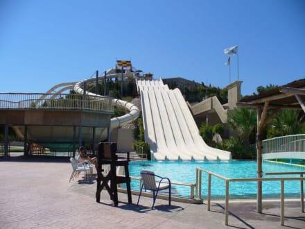 Wasserpark - Waterpark Faliraki