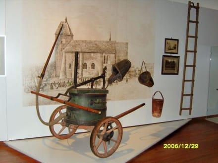 Die Feuerwehr von 1890! - Dithmarscher Landesmuseum Meldorf