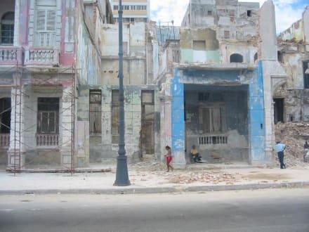 Baufälliges Havanna - Altstadt Havanna