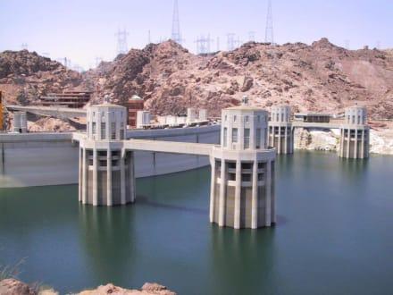 Hoover Damm - Hoover Talsperre