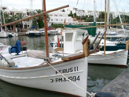 Impressionen von Cala Dor - Yachthafen Cala d'Or