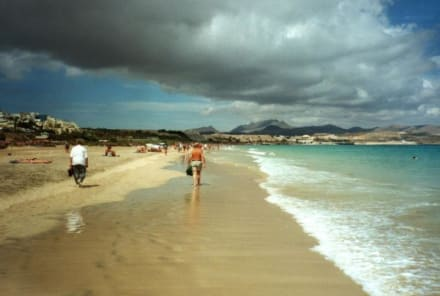 Strand von Costa Calma, Fuerteventura - Strand Costa Calma