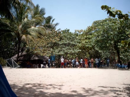 Boccia Spiel Cabarete - Playa Cabarete