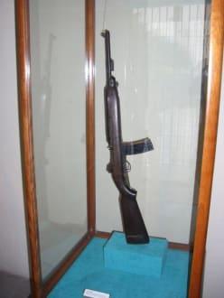 Che´s M2 Sturmgewehr(?) - Museo de la Arms