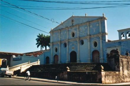 Iglesia San Francisco in Granada - Kirche Iglesia San Francisco