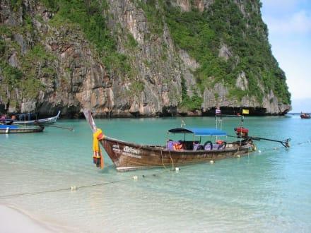 Ausflug Maya Bay - Maya Bay / The Beach