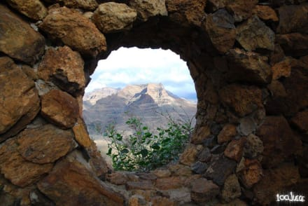 Aussichtspunkt - Fataga Tal