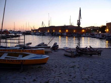 Hafen von Palma de Mallorca - Hafen Palma de Mallorca