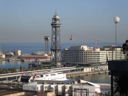 Teleferico - Hafenseilbahn Barcelona