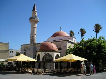 Kos - Zentrum - Defterdar Moschee